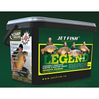 Jet Fish Boilies LEGEND - 20mm - 3kg
