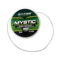Jet fish Návazcová šňůrka Mystic - 25lb - 20 m