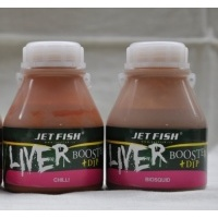 Liver booster + dip 250ml Jet Fish